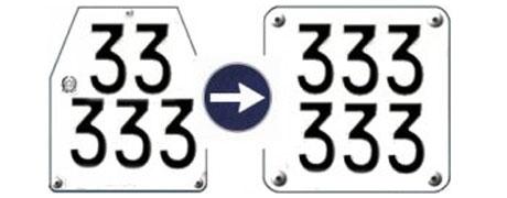 Codice della Strada: Nuove disposizione, legge approvata e già attiva LEGGERE LEGGERE LEGGERE - Pagina 2 Targa_10