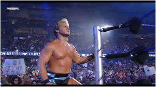Main Event : Rey Mysterio & Chris Jericho & Big Daddy V Vs Ted Dibiase & Cody Rhodes & Edge Chrisj19