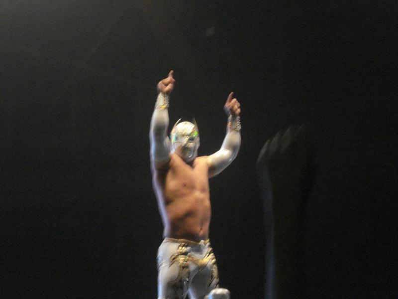 WWE Smackdown World Tour, Lyon, 1er novembre. Dsc02010