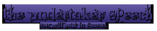 Normal Match : Undertaker vs Triple H Logo_s10
