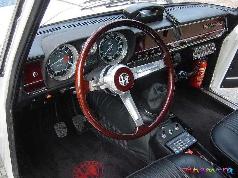 Un modèle très rare Alfa Giulia Break Promiscua - Page 2 Promis13