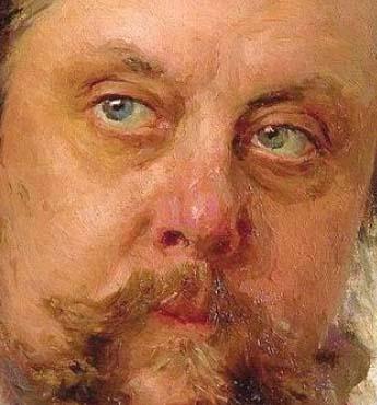 Jacques POIRIER, maître du trompe-l'oeil.  Mussor10