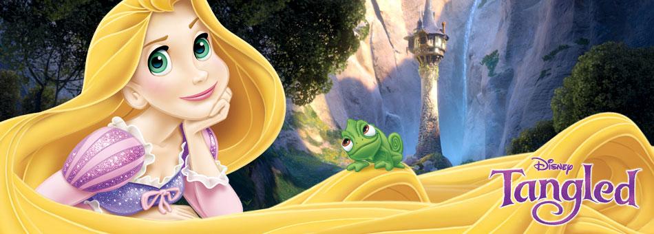 Rapunzel Tangled™ - официальный российский фан-форум