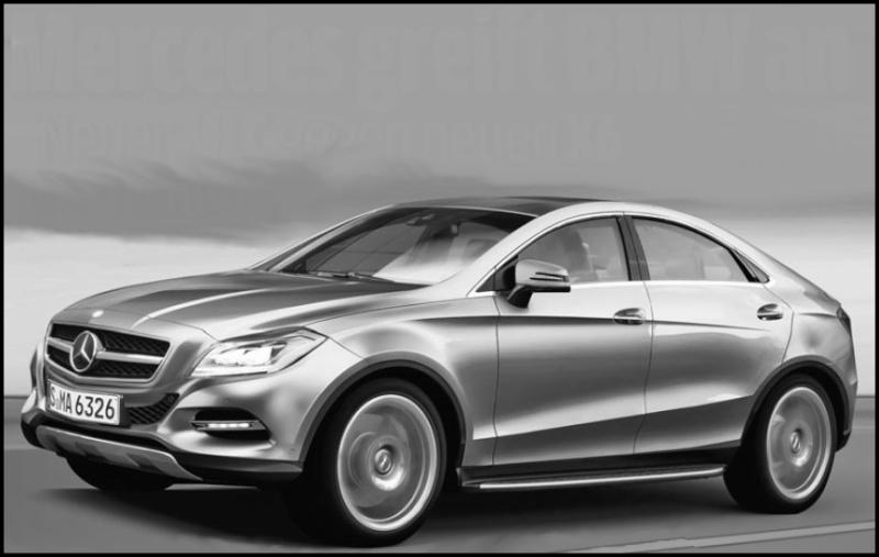 2015 - [Mercedes] GLE Coupé [C292] 2014-m10