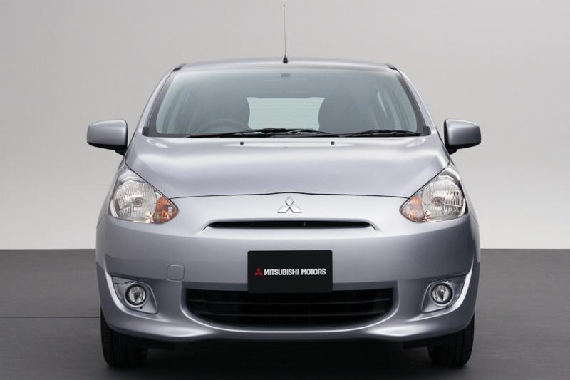 2012 - [Mitsubishi] Space Star 210