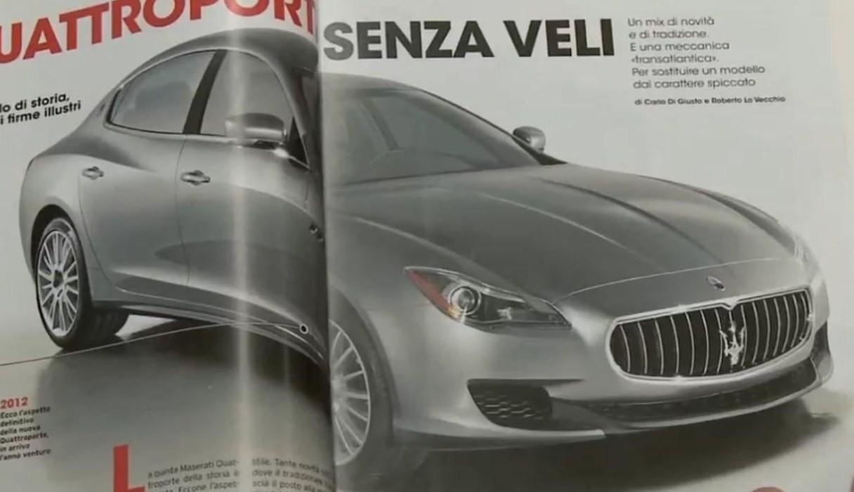 2012 - [Maserati] Quattroporte [M156] 83805110