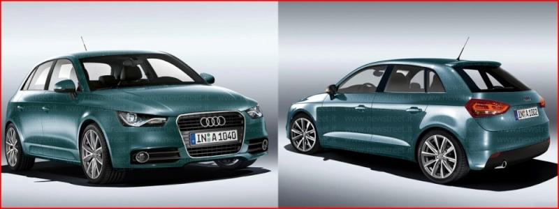 2012 - [Audi] A1 Sportback - Page 4 Audi-a13