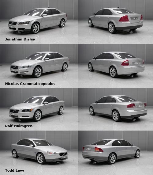 [Présentation] Le design par Volvo Manage10