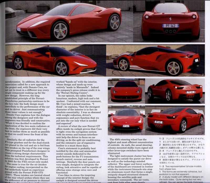 [Présentation] Le design par Ferrari - Page 3 Origin10