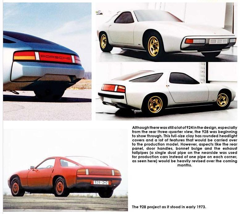 [Présentation] Le design par Porsche Porsch12