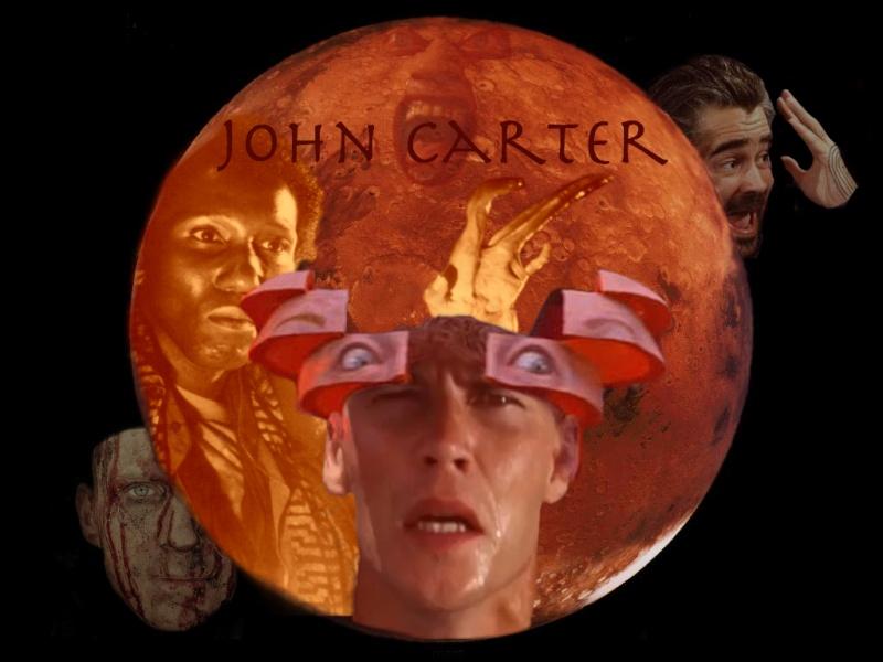 Design Challenge - John Carter of Mars Johnca11