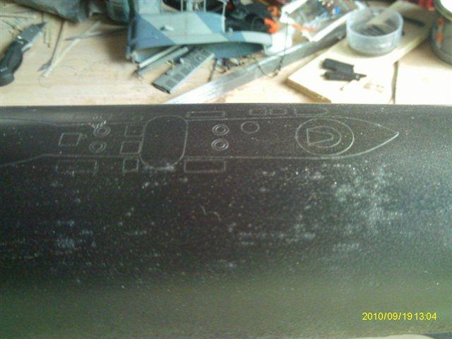 USS Skipjack hull for sale. 07510