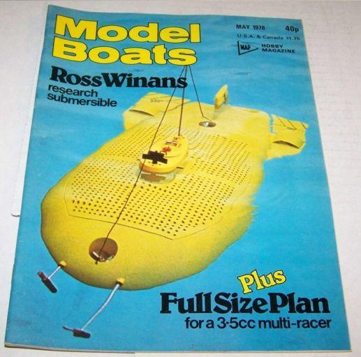 """DSRV """"Ross Winans"""" Mag10"""