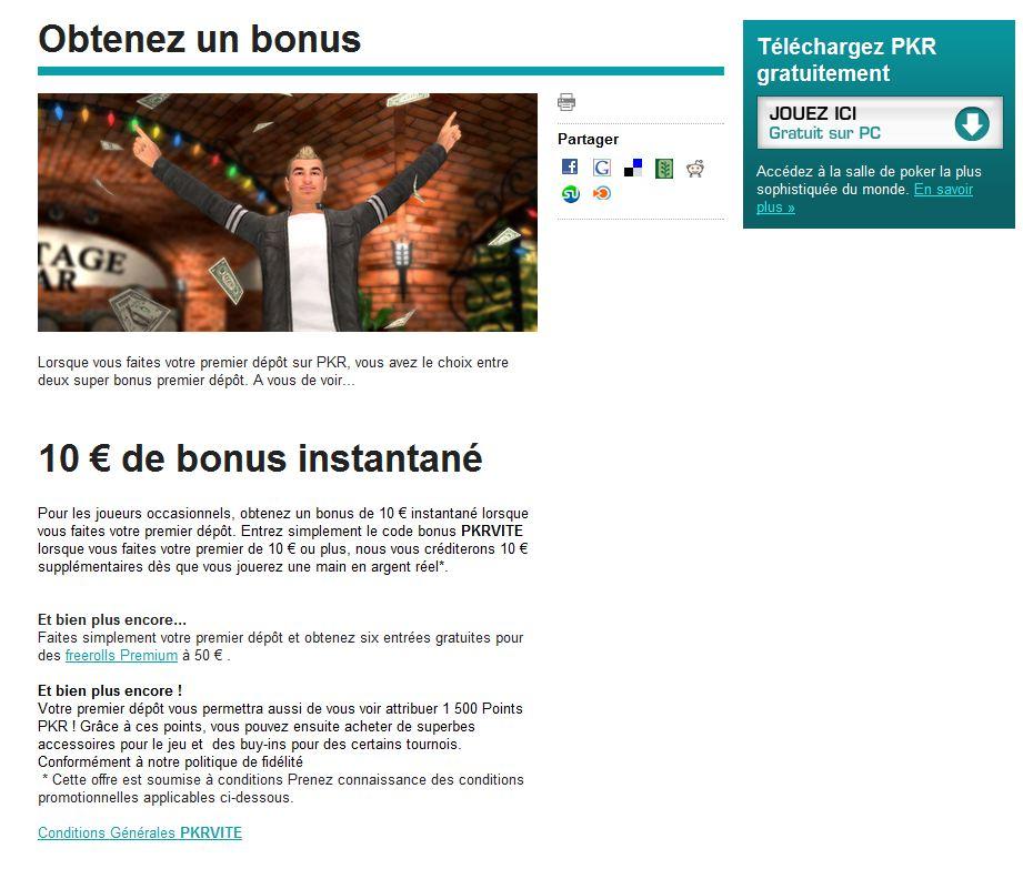 PKR offre 10 euros en instantané! Captur34