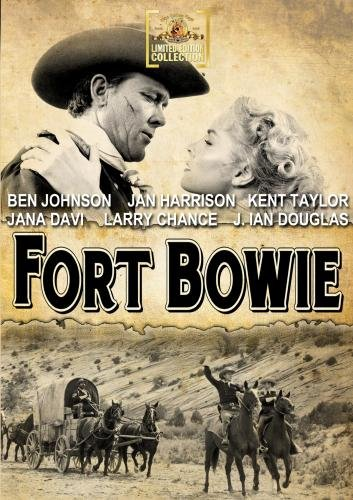 Fort Bowie - 1958- Howard Koch 51my3112