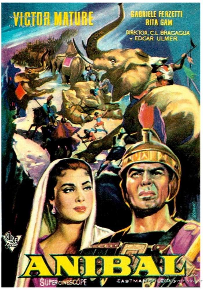 Hannibal - Annibal- 1960- Ulmer/Bragaglia Anniba10