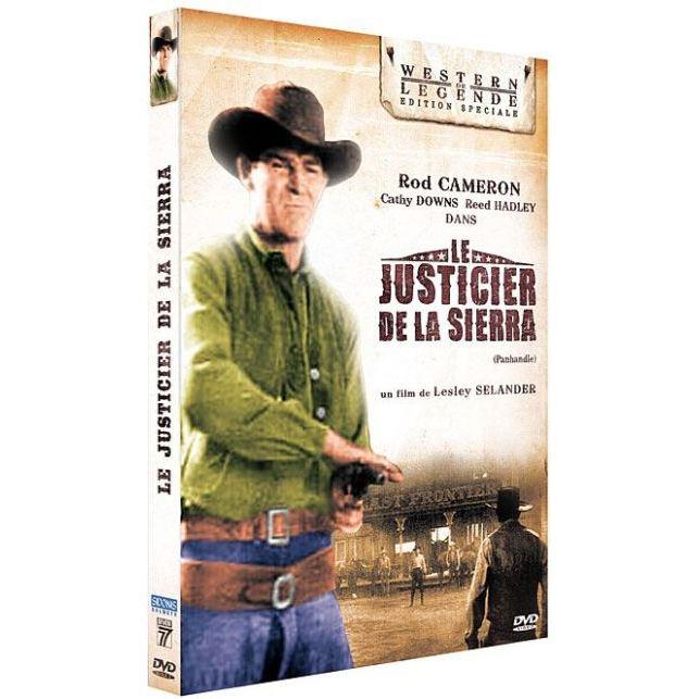 Le Justicier de la Sierra- Panhandle - 1948 - Lesley Selander Dvd-le10