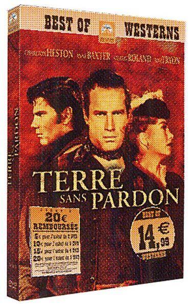 Terre sans pardon - Three Violent People - 1957 - Rudolph Maté Dvd-te10