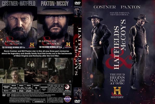 Hatfields & McCoys - 2012- Kevin Reynolds Hatfie10