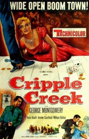 La folie de l'or - Cripple Creek- 1952- Ray Nazarro L_445110
