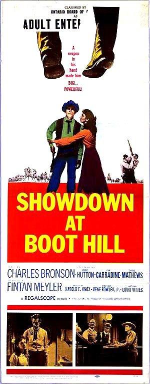 Confessions d'un tueur - Showdown at Boot Hill - 1958 - Gene Fowler Jr L_521910