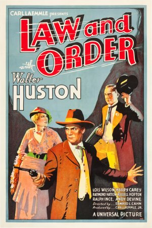 Law and Order - 1932 - Edward Cahn Law_an15