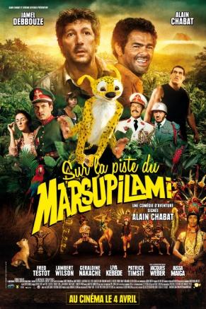 Sur la piste du marsupilami- 2012 - Alain Chabat Marsup10