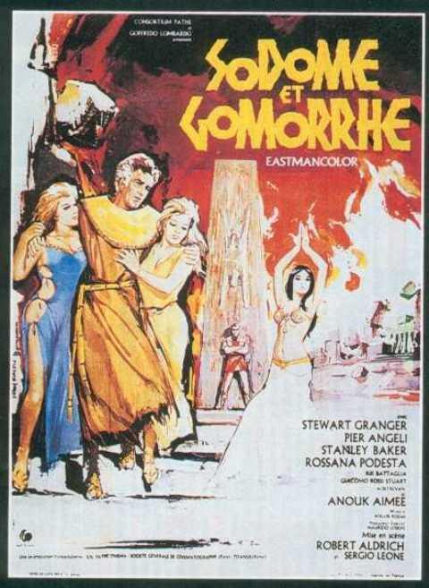 Sodome et Gomorrhe- 1962- Robert Aldrich et Sergio Leone  Sodome10