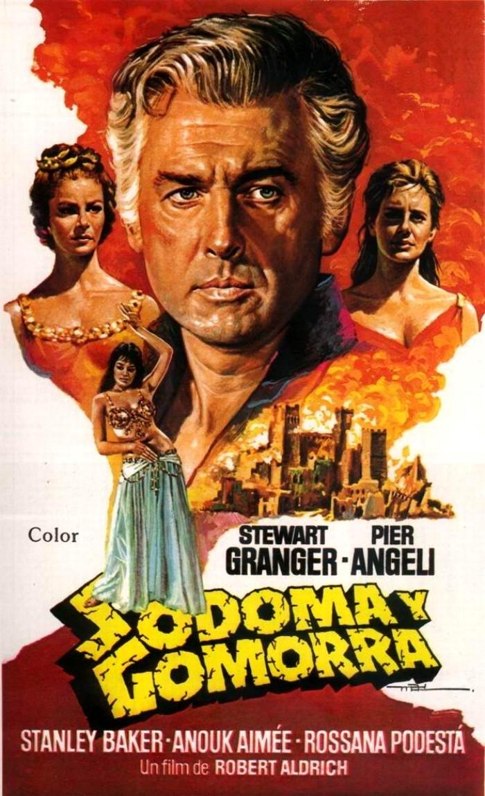 Sodome et Gomorrhe- 1962- Robert Aldrich et Sergio Leone  Sodome12