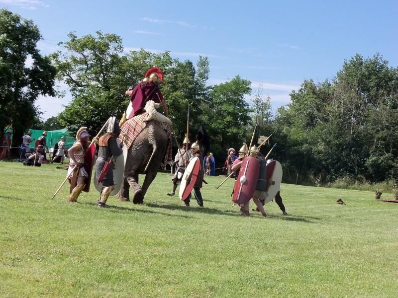 Camps avec Carthago à Drevant 100_1521
