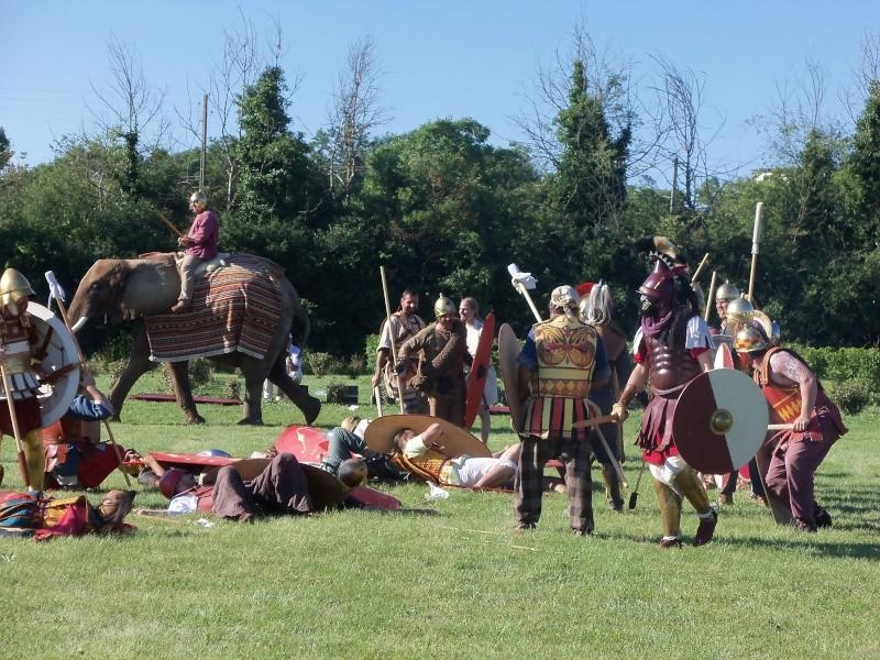 Camps avec Carthago à Drevant 100_1525