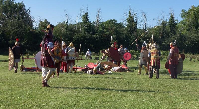 Camps avec Carthago à Drevant 100_1526