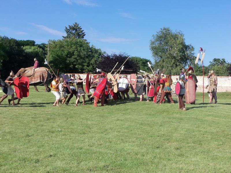 Camps avec Carthago à Drevant 100_1527