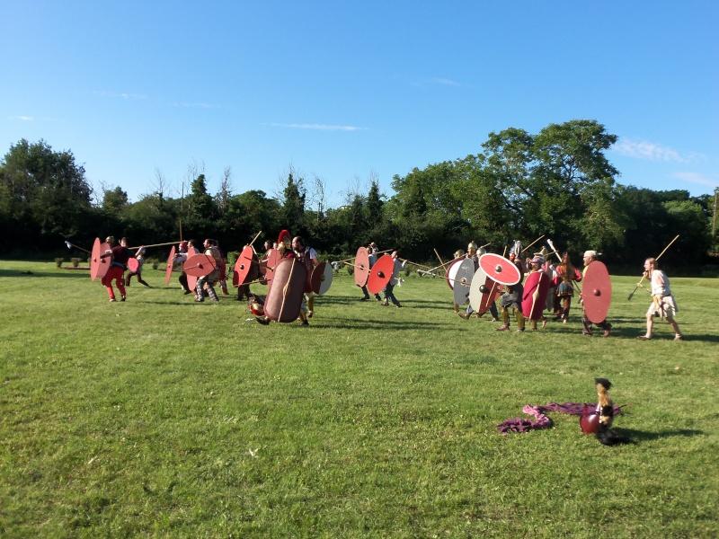 Camps avec Carthago à Drevant 100_1611