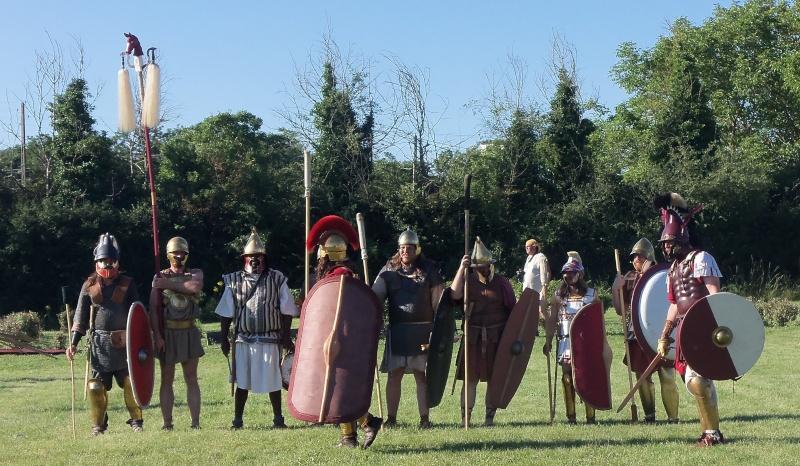 Camps avec Carthago à Drevant 100_1612