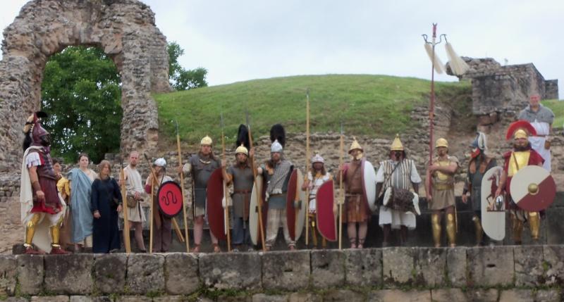 Camps avec Carthago à Drevant 100_1616