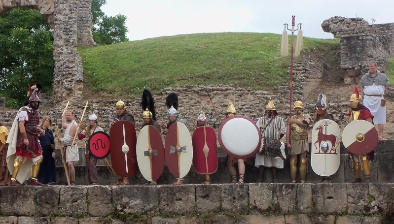 Camps avec Carthago à Drevant 100_1617