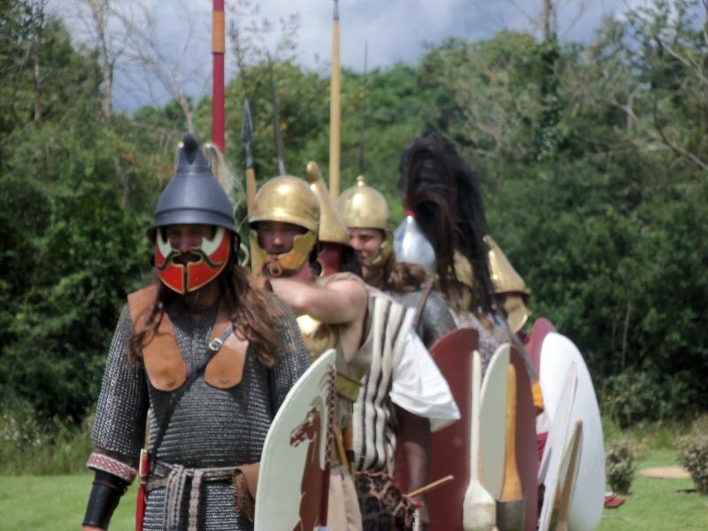 Camps avec Carthago à Drevant 100_1626