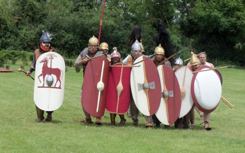 Camps avec Carthago à Drevant 100_1628