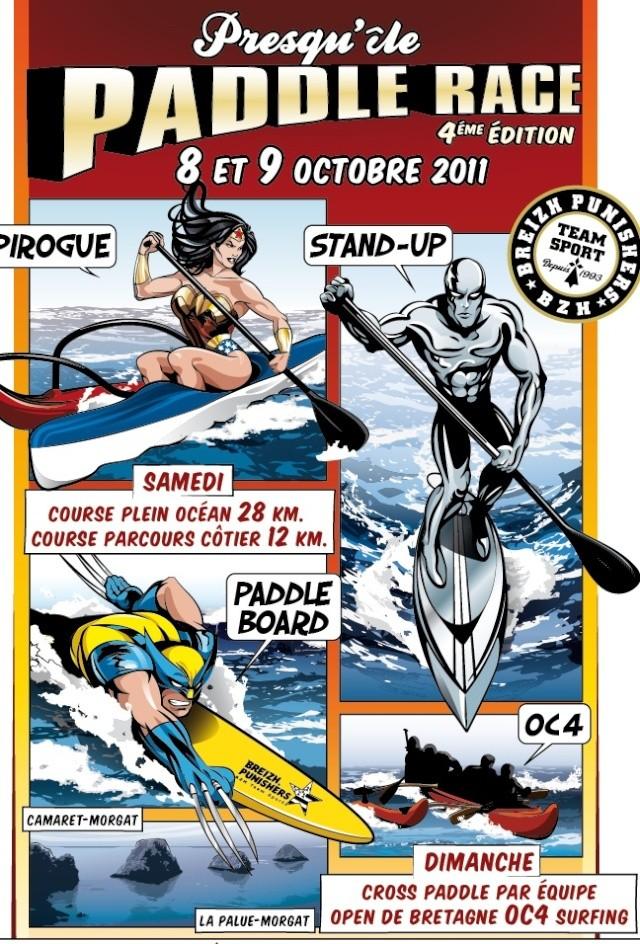 Presqu'île Paddle Race IV, Crozon les 8 et 9 Octobre 2011 Ppr_ti10