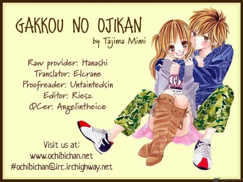 Manga's and Anime's that Tenten has read and watched =DD Gakkou10