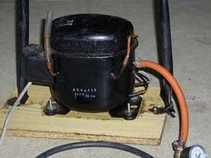 Como fabricarse un compresor casero 1110