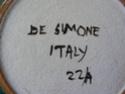 De Simone (Italy) Potte145