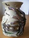 Brenda Murray - acorn mark and mochaware  Potte172
