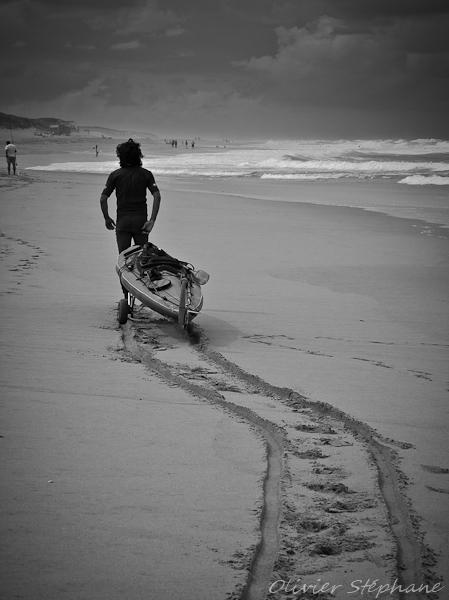 inconnu sur la plage _6239410
