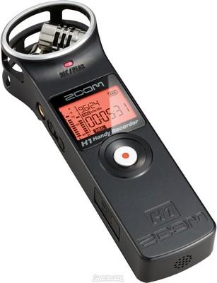 ZOOM H1 enregistreur numérique 1600-h11