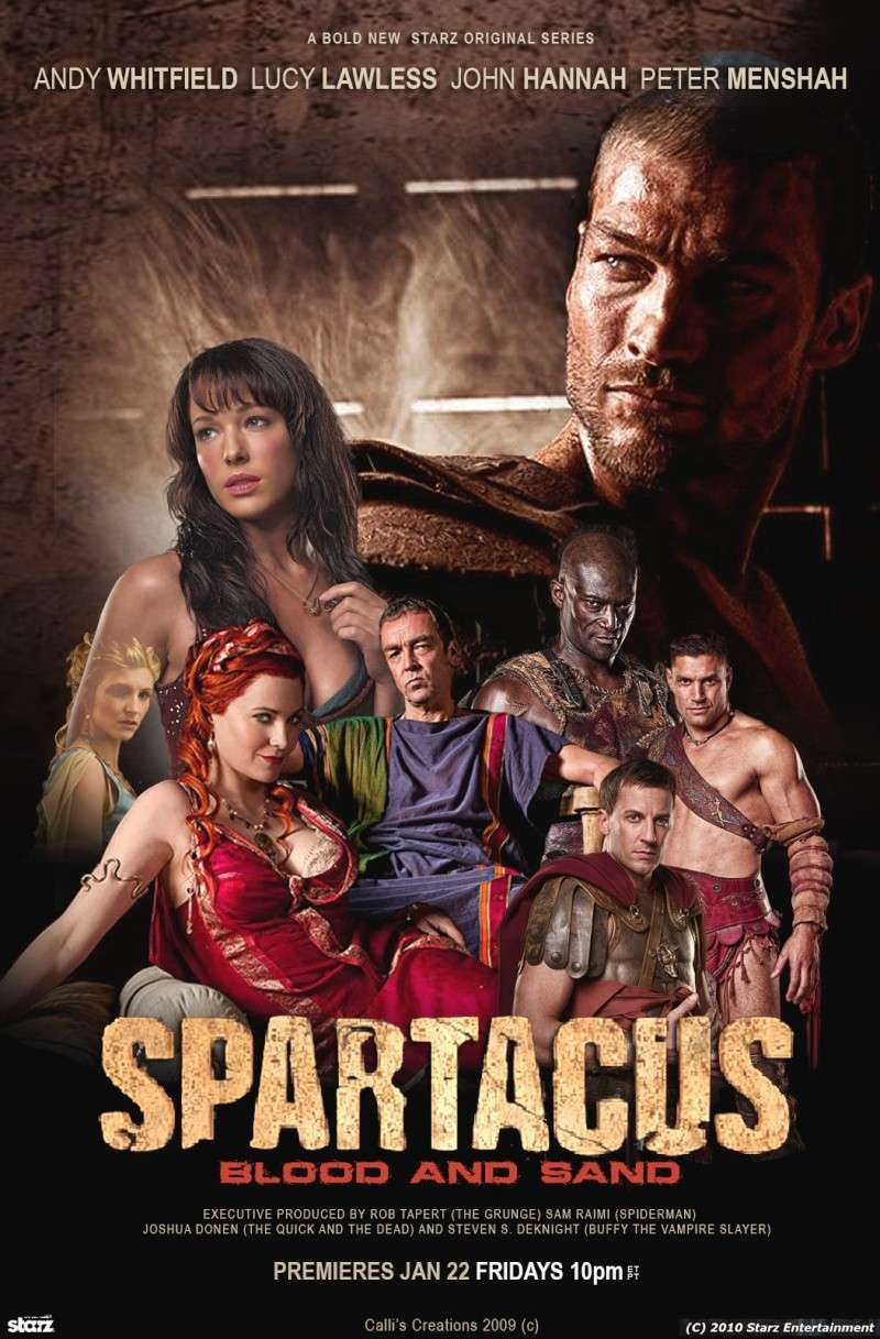 Spartacus: Blood and Sand Ntxprb10