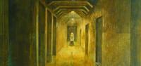 Le couloirs des chambres