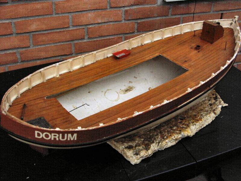 Baubericht Krabbenkutter Dor 12 Pic03525