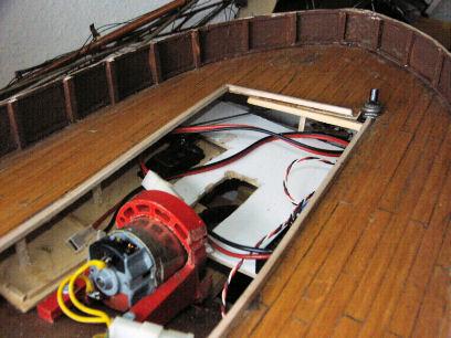 Baubericht Krabbenkutter Dor 12 Pic03911